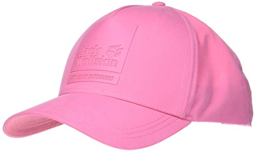 Jack Wolfskin Herren 365 Baseball Cap, Pink Champagner, Einheitsgröße