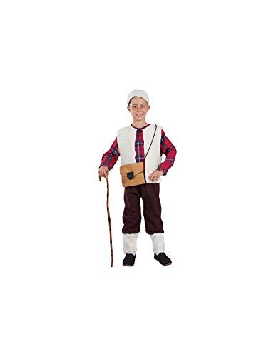 DISBACANAL Disfraz de Pastor para nio - -, 12 aos