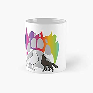 Heritage of The Wolf - Funny Gift for Best Friends, Lover