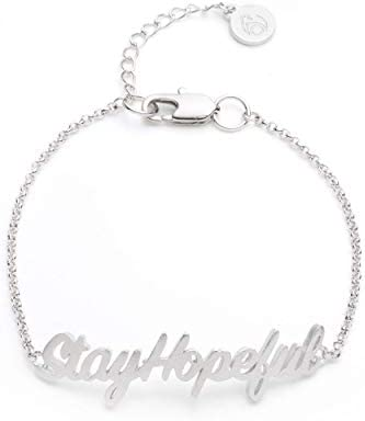 Lokai Hopeful Bracelet Silver product image