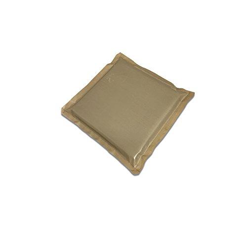 yolö creative 10' x 10' teflon cuscino per gli indumenti per adulti - elimina rientranze pressing