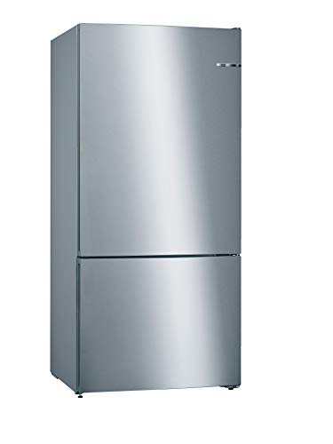 Bosch KGN864IFA Serie 4 - Frigorífico y congelador XXL independiente/F / 186 x 86 cm / 384 kWh/año/Inox-antifingerprint / 479 L / 152 L parte congelador/NoFrost/BigBox