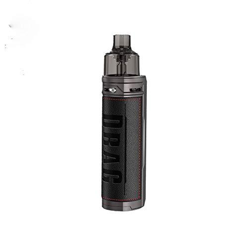 Chip original VOOPOO DRAG X Mod Pod 4.5ml Pod GENE.TT alimentado por una sola batería 18650 No Batería E-cig Vape Kit