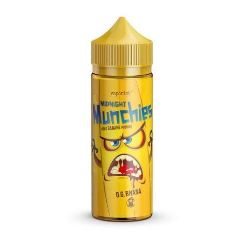 Midnight Munchies O.G. Banana Liquid - Vaporist