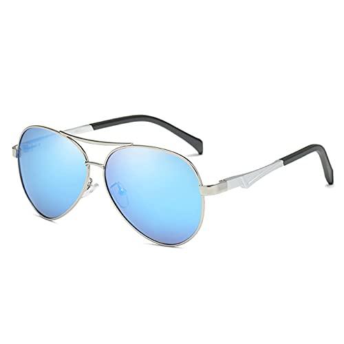 LUOXUEFEI Gafas De Sol Gafas De Sol Hombre Conducción Gafas De Sol Mujer Espejo