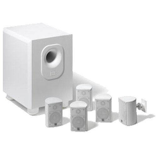 Leviton AEH50-WH Architectural Edition Powered By JBL...