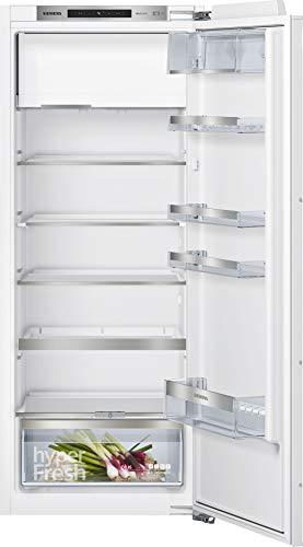 Siemens KI52LADE0 iQ500 Réfrigérateur encastrable avec congélateur/E / 151 kWh/an / 228 l/hyperFresh Plus/éclairage LED/superCooling