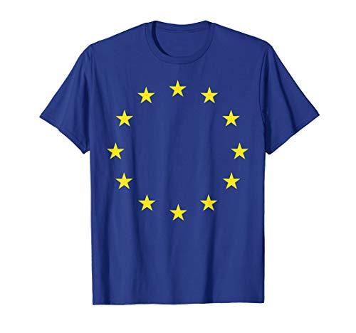 Europa EU Flagge Europäische Union Fahne Symbol Geschenk T-Shirt
