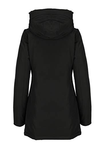 Woolrich WWCPS2647 Weste Damen schwarz XL
