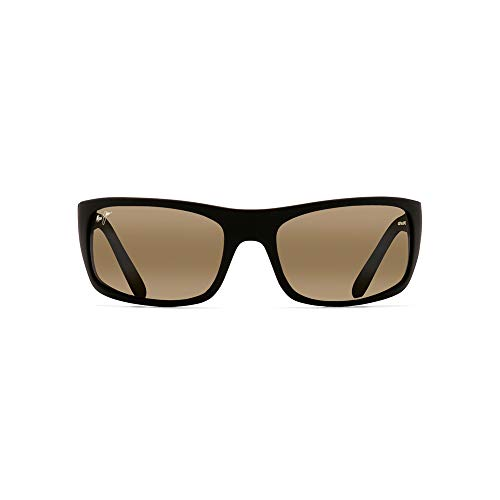 Occhiali da sole Maui Jim H202-2M Matte Black Wrap...