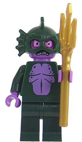 LEGO Scooby Doo Swamp Monster Minifigure from Set 75903 by LEGO