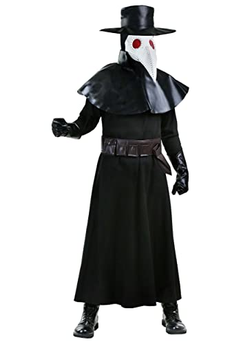 Plague Doctor Costume Cosplay