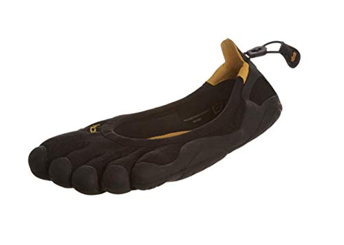 Vibram Five Fingers Men's Classic Running Shoe Black/Black 7.5-8 US