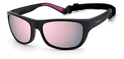 Polaroid Gafas de sol 7030 N6T JQ negro fucsia lentes polarizadas