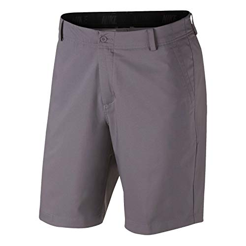 Nike Men's Flex Dri-Fit Golf Shorts Standard Fit Grey AA3306 036 (38)