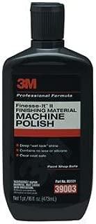 3m machine polish 05996