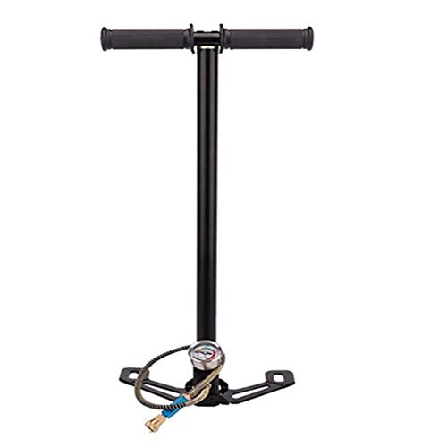 4500psi 300bar 30mpa Stainless Steel 3 Stages pcp hand pump For Air Gun Hunting Paintball