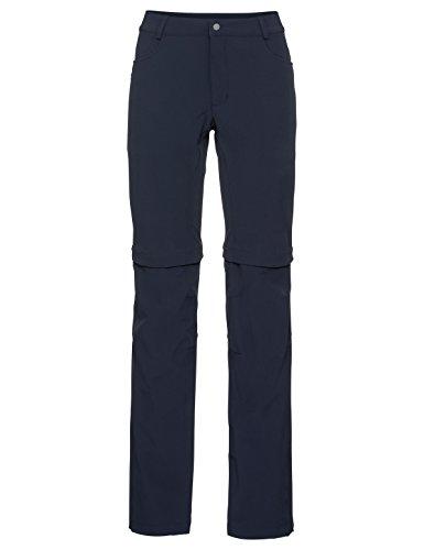VAUDE Women's Yaki ZO Pants II Pantalon Femme, Eclipse, Taille 38