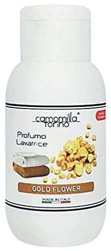 Profumo Concentrato per Bucato Biancheria Lavatrice 100 ml. Linea Preziosa (CamomillaTorino)...