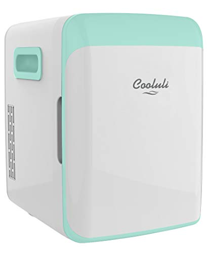 Cooluli 10L Mini Fridge for Bedroom