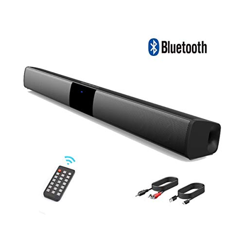 Barre de son Bluetooth sans fil