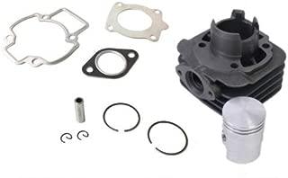 2/tempi nudo Yamaha Neos 100/ BWS 100/CCM ricambio cilindro e pistone Kit per Benelli K2 Ovetto MBK Booster Yamaha Aerox Nitro