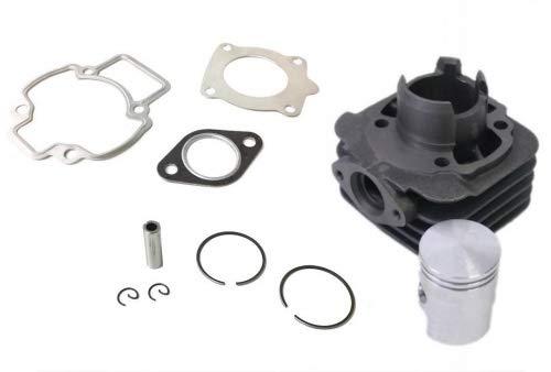 Zylinder Zylinderkit 50ccm für Piaggio Sfera NRG TPH Zip 50 2-Takt AC