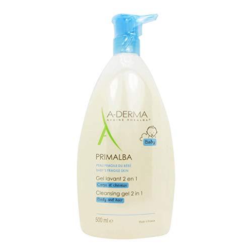 Aderma Primalba Gel Detergente - 500 ml