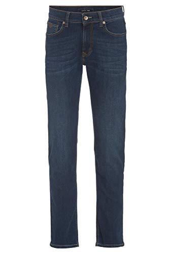 OTTO KERN Herren Jeans John aus Baumwoll-Stretch Qualität dunkelblau,W42L32