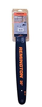 Arnold Remington 20-Inch Chainsaw Guide Bar  Fits Models RM4620 and RM5520R