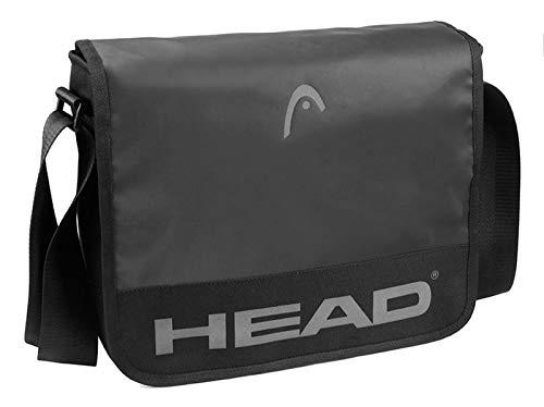 HEAD Start Messenger Bag M Black