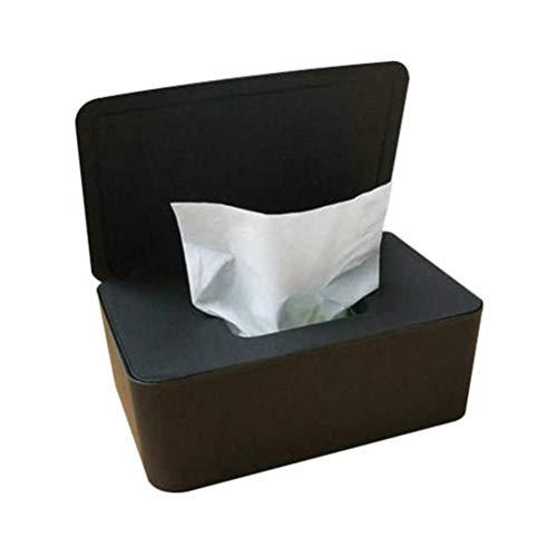 Parkomm - Caja para toallitas húmedas para bebés, para la oficina o el hogar