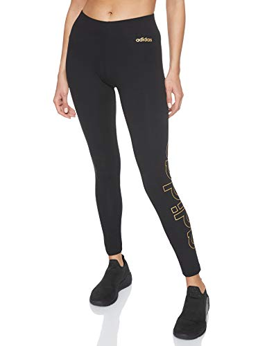 adidas W TIG Tights, Mujer, Black/Copper Met, M