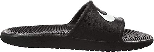 Nike Damen WMNS Kawa Shower 832655-001 Fitnessschuhe, Schwarz (Black/White 001), 36.5 EU