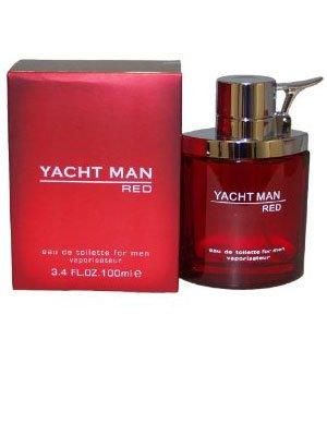 Yacht Man Red Colonia para hombre por Myrurgia