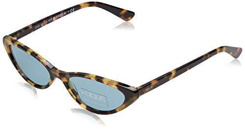 Vogue 260580 Montures de Lunettes, Marron (Brown Yellow Tortoise), 52 Femme
