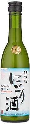 Takara Nigori Sake 375ml 15%