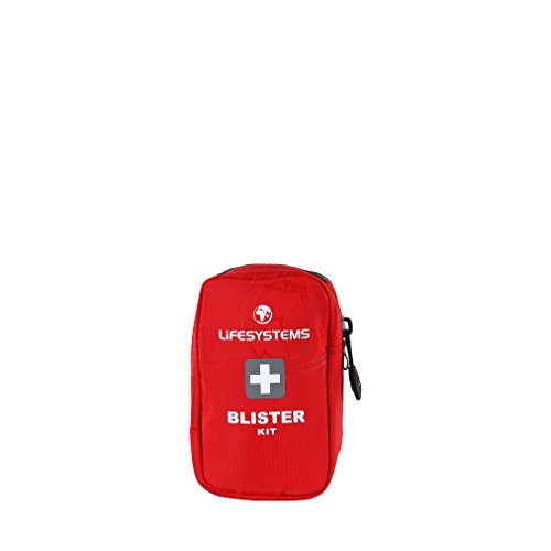 Life Systems Blister First Aid Kit - Red - 750 ml