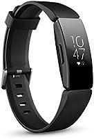 Fitbit Inspire HR Gesundheits- & Fitness Tracker mit automatischer Trainings Erkennung, 5 Tage Akkulaufzeit, Schlaf- &...