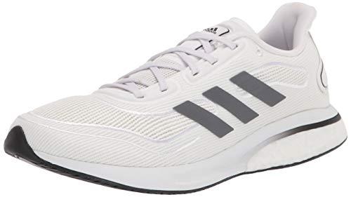adidas Zapatillas de running Supernova para hombre, (blanco/gris/negro (White/Grey/Black)), 42 EU