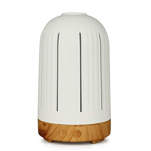 QAQWER Ultraschall Luftbefeuchter, Haushalts Aromatherapie Maschine Ultraschall Bunte Duftlampe Schlafzimmer Stumm Luftbefeuchter Intelligente Wasserzähler