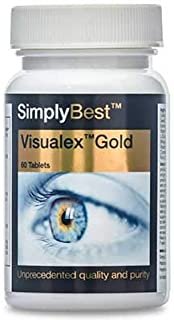 Visualex Gold para la vista - ¡Bote para 2 meses! -Combinación