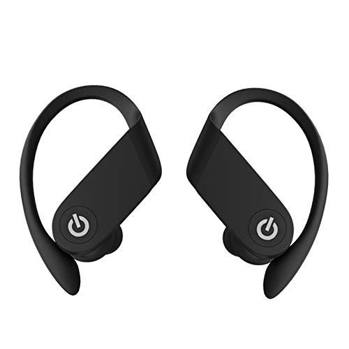 Wireless Earbuds Sport,Bluetooth 5 Headphones,Bass+ in Ear Headphones Noise Cancelling/HiFi Sound/IPX5 Waterproof/Built-in Mics,for Running GymWorkout