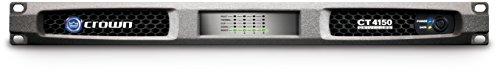 Best Buy! Crown Audio CT4150 4-Channel Rackmount Power Amplifier, 125W/Channel @ 8 Ohms, 1.4V Sensit...