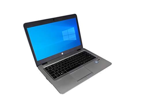 HP Elitebook 840 G3 - Premium Business-Notebook - Intel Core i5 - 2,40GHz, 256GB SSD + 500 GB HDD, 12 GB RAM, 14 zoll 1920x1080 FHD Display, Windows 10 Pro - (Generalüberholt)