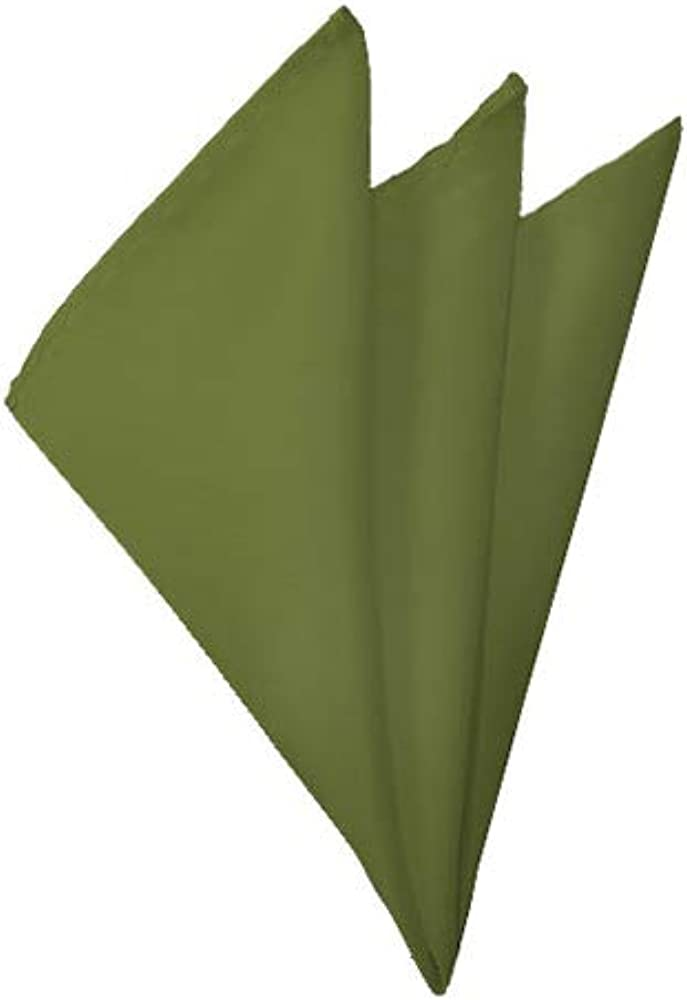 Solid Olive Max 72% OFF Handkerchief Green 40% OFF Cheap Sale