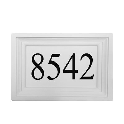 Best stone address plaques for house