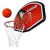 Universal Trampoline Basketball Pole, Hoop and Backboard - Fits All Major Brands