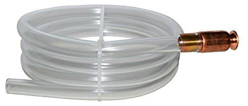 "Safety Siphon - The Original Safe Multi-Purpose Self Priming Pump By The Original Safety Siphon - 6 Foot High Grade Hose, 1/2"" Valve"