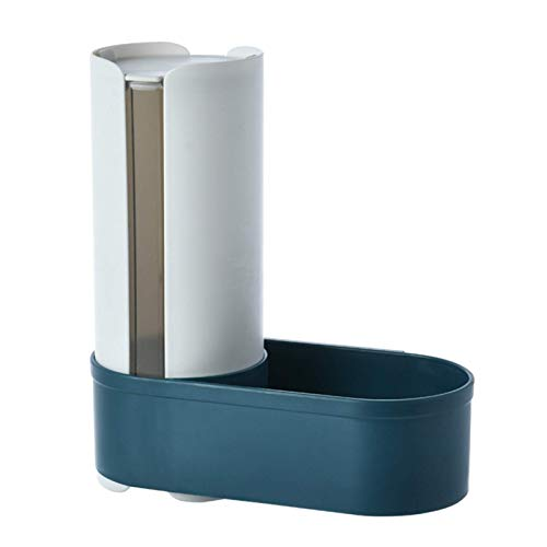 ZPFDM Dispensador de Vasos Desechables, Vaso removedor automático, dispensador de Vasos Enfriador de Agua montado en la Pared, portavasos para el hogar, la Oficina